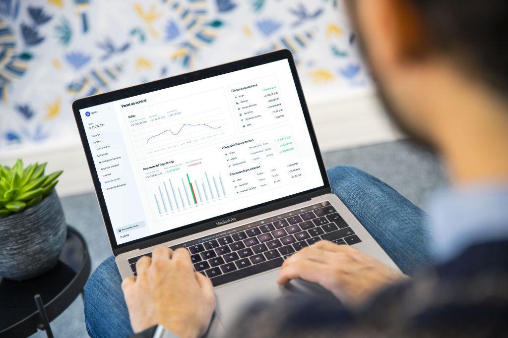 Integra tu programa de contabilidad en tu cuenta corriente Qonto