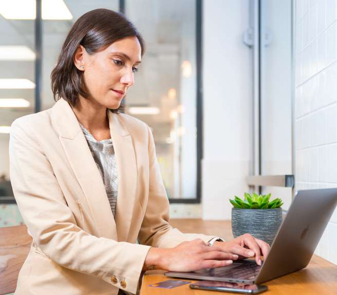compte pro en ligne, gérer ses finances